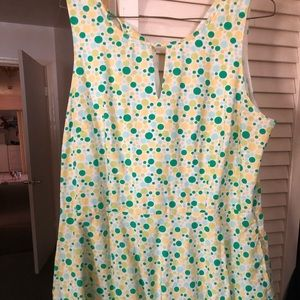 Pocketed polka dot Sundress from Charming Charlie